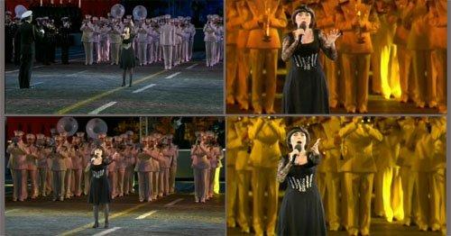 """Мирей Матье / Mireille Mathieu - """"Спасская Башня"""" 2014"""