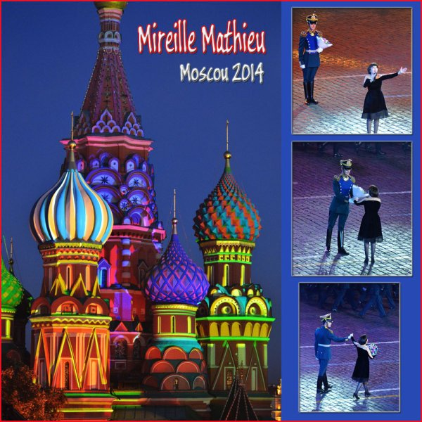 MM video - photos - Moscou 2014