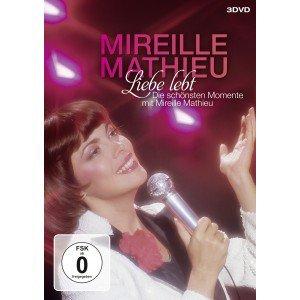 MIREILLE MATHIEU - DVD ALLEMAGNE / DEUTSCHLAND