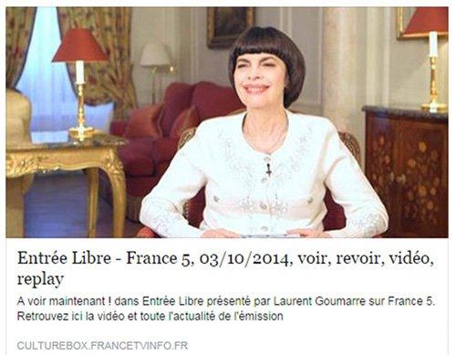Mireille Mathieu - Entrée libre T5
