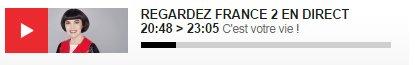 C'est votre vie Mireille Mathieu - France 2
