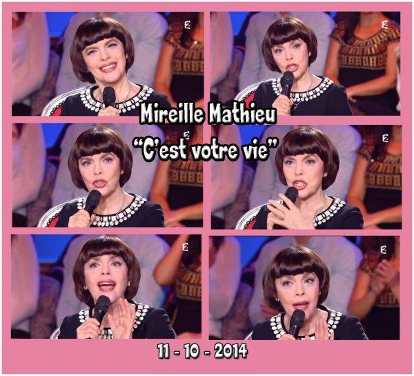 Mimi - C'est votre vie - France 2 - 11/10/2014