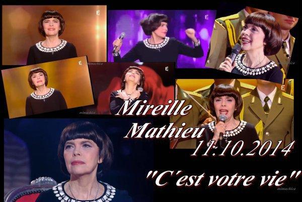MM C'est votre vie France 2 - 11/10/2014