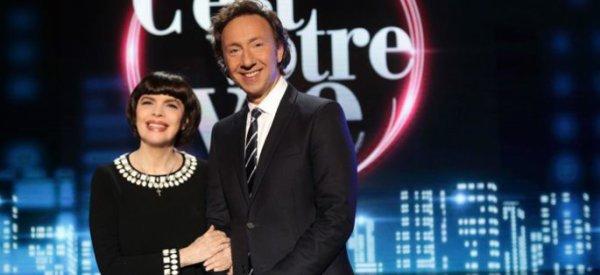 """""""C'est votre vie"""" de Mireille Mathieu sur France 2"""