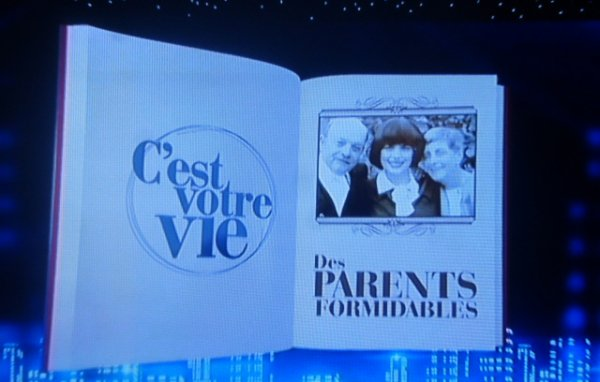 """MM Site """"Aujourd'hui je reviens"""" - C'est votre vie"""" 11/10/2014"""
