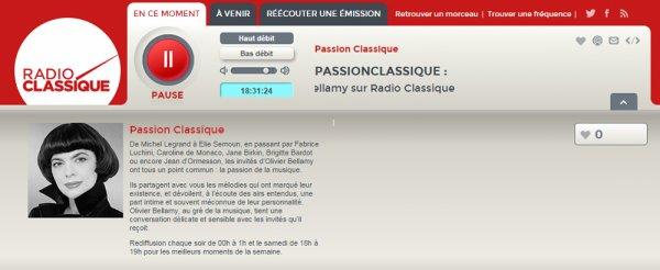 MM - RADIO CLASSIQUE