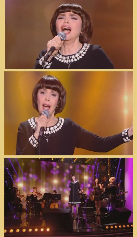 Mireille Mathieu - 11/10/2014
