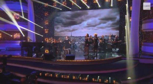 Mireille Mathieu - Paris en colère - 11/10/2014