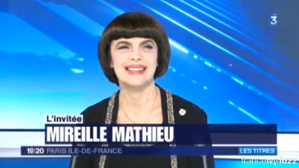 MIREILLE MATHIEU - VIDÉO