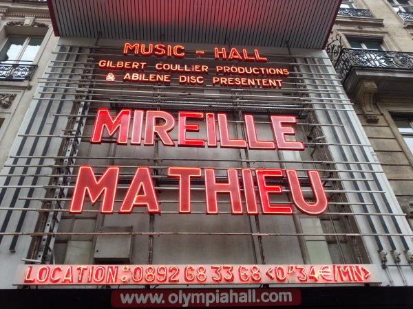 MM JUBILÉ - OLYMPIA 2014 - 50 ANS DE CARRIÈRE