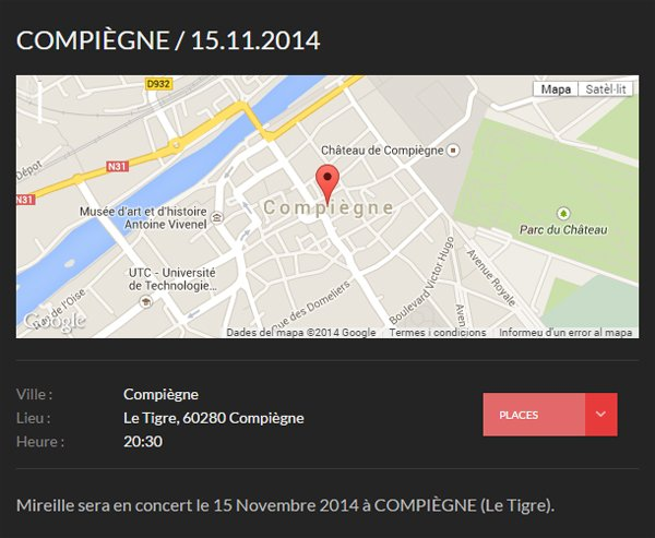 MM EN CONCERT - COMPIÈGNE 15-11-2014