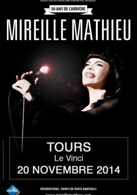 MM EN CONCERT - TOURS 20 NOVEMBRE 2014