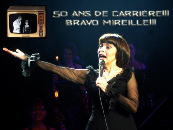 C'était 21 novembre ... les débuts de Mireille!