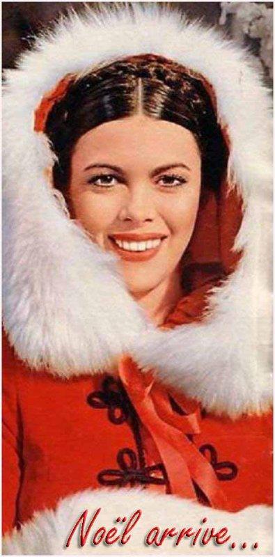 Mimi ... Noël arrive...