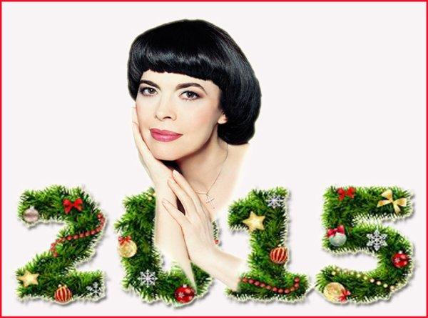 MM - Feliç 2015 / Bonne Année 2015