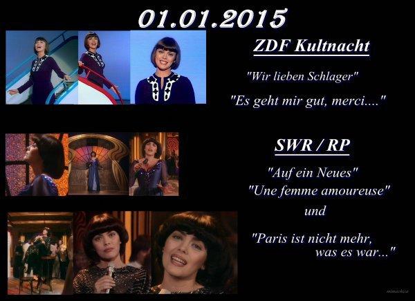 "MM ZDF - SWR (RP/BW) - ""Show & Co bei Carlo"" (1985)"