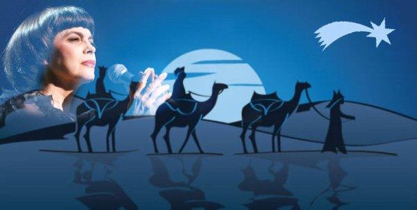MM - Els Reis Mags arriben... / Llegan los Reyes Magos