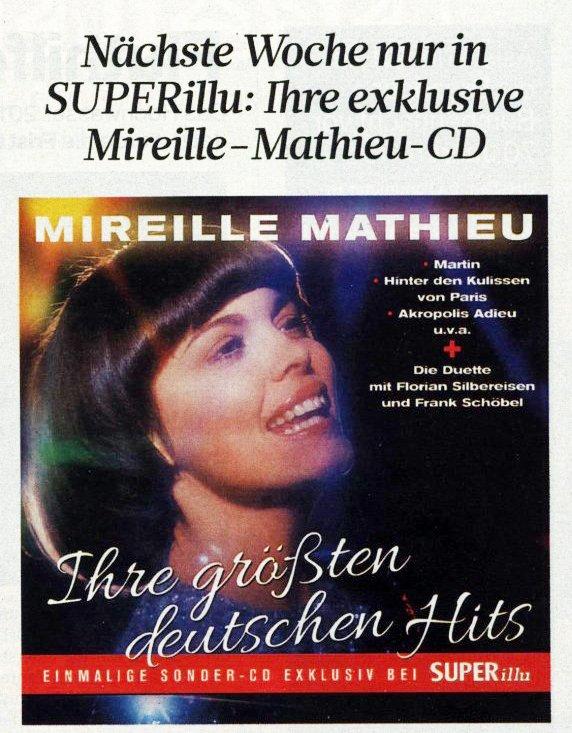 "MM Super Illu - CD - ""Ihre grossten deutsche Hits"""