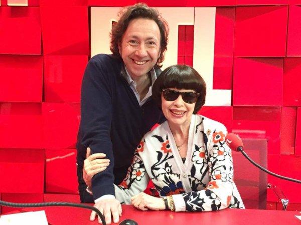 RTL - Mireille Mathieu est l'invitée de Stéphane Bern !