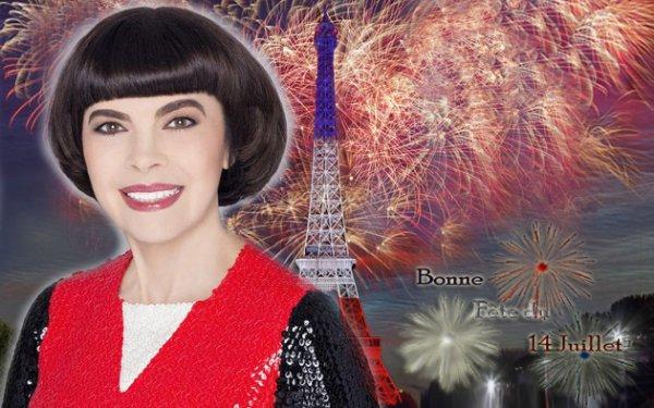 MM - Bonne Fête du 14 juillet 2015!!!