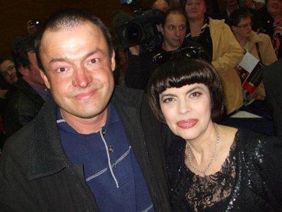 Mireille Mathieu Česká televize ČT ART
