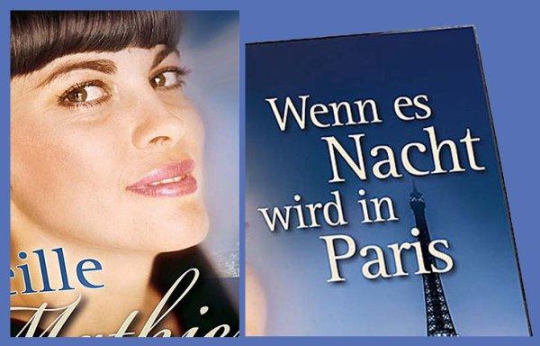 """MIREILLE MATHIEU 4CD - """"WENN ES NACHT WIRD IN PARIS"""""""