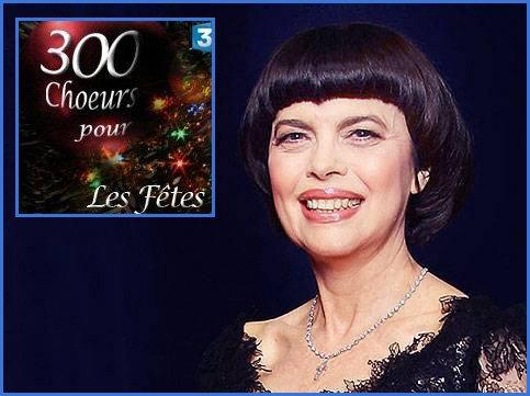 ACADEMIE FRATELLINI PARIS - MIREILLE MATHIEU