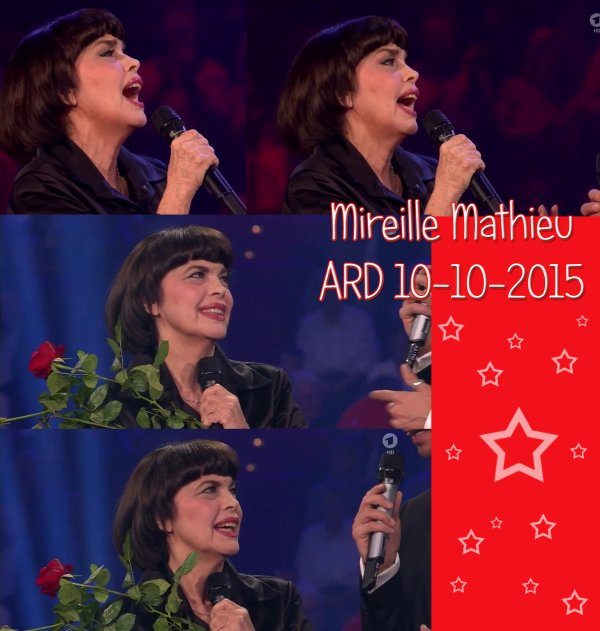 "Mireille Mathieu ""Goodbye My Love"" 10.10.2015"