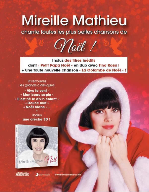 Mireille Mathieu Chante les plus belles chansons de Noël