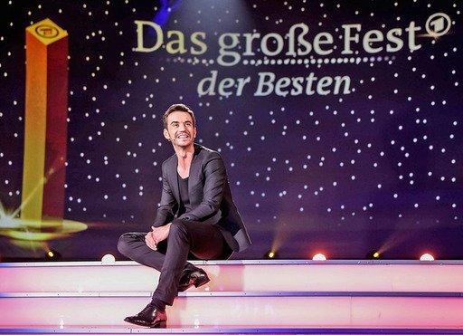 Samedi 9 Janvier Das Grosse Fest der Besten sur ARD ( TV Allemande)
