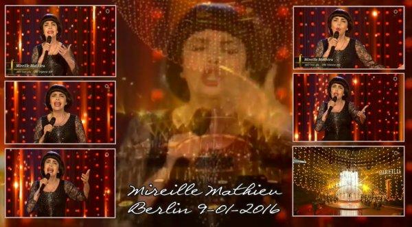 Mireille Mathieu - Das große Fest der Besten 9-1-2016