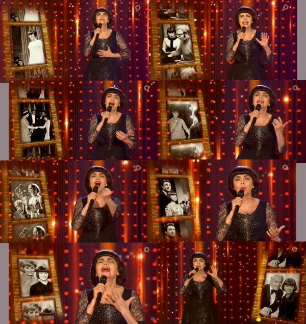 """Mireille Mathieu - """"So leb' dein Leben - mix""""- 9/01/2016"""