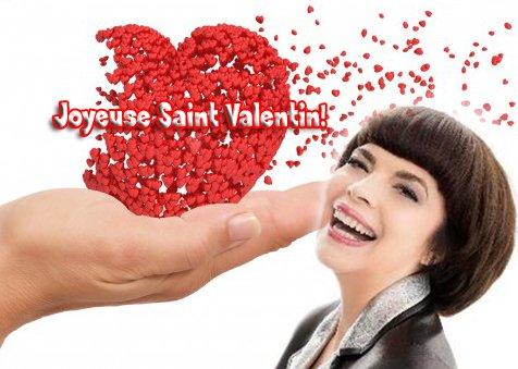 MM - Bonne St. Valentin!
