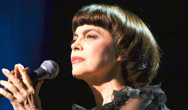 MIREILLE MATHIEU 1tv.ru - 2016