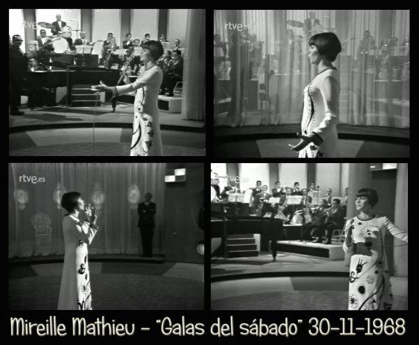 Mix MM Galas del sábado - 30-11-1968