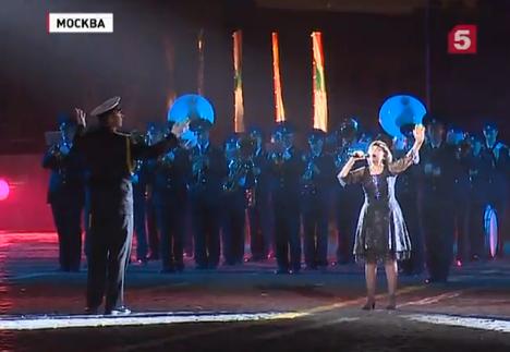 Mireille Mathieu - Festival Spasskaya Tower - 2016