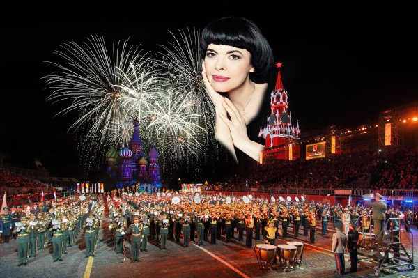 MM - Moscou Septembre 2016 - Spasskaya Tower Festival