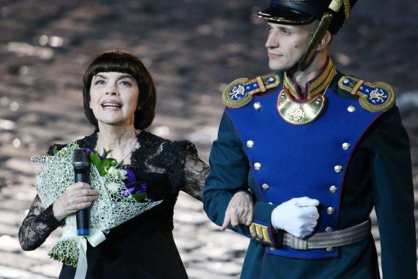Mireille Mathieu de retour sur scène