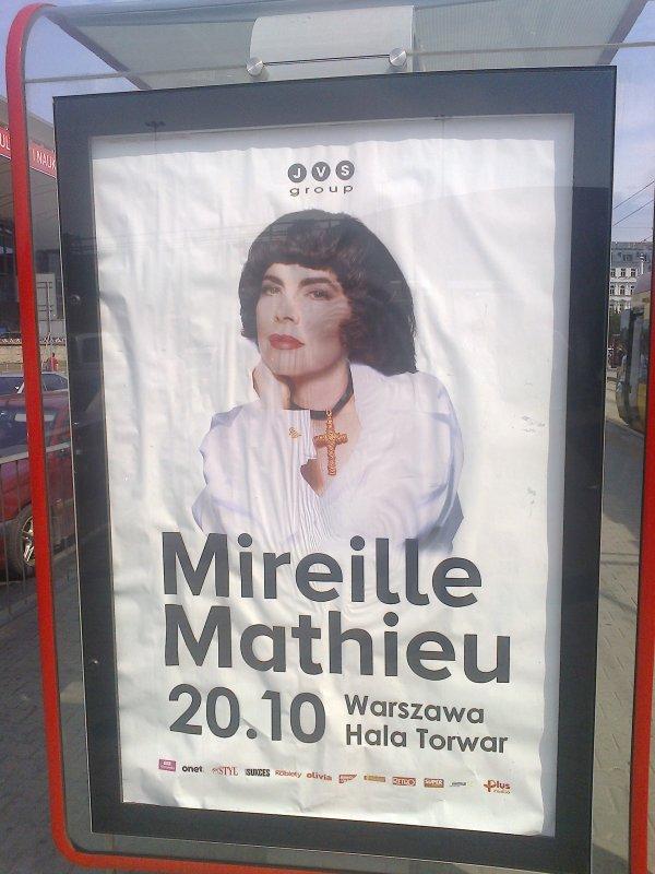 Mireille en Pologne 2016 - PROMO