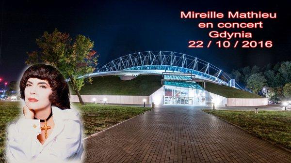 MM Concerts Octobre 2016 - Wroclau / Warszava / Gdynia