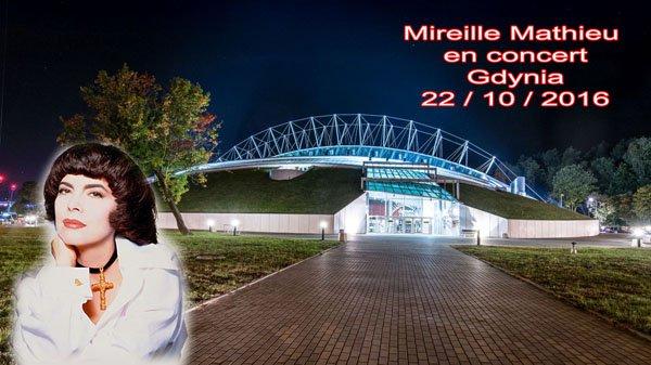MM GDYNIA - Octobre 2016 - BRAVO MIREILLE!!!