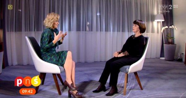 MM tvp-2 Interview en Pologne