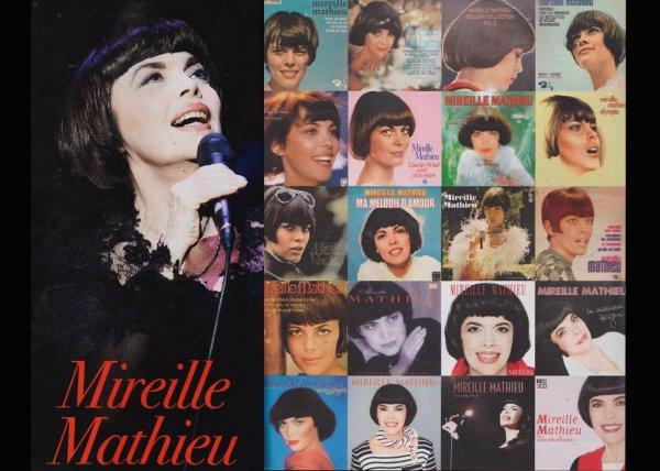 Mireille Mathieu - 51 ans de carrière - 21 Novembre 1965- 2016