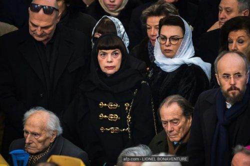 Mireille Mathieu et le prince Romanov - Consécration de la cathédrale russe