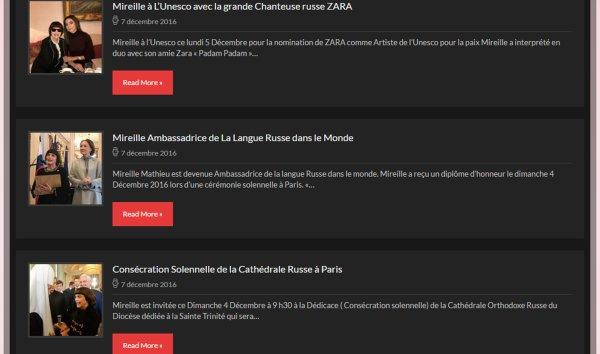Actualités MM - Site Officiel