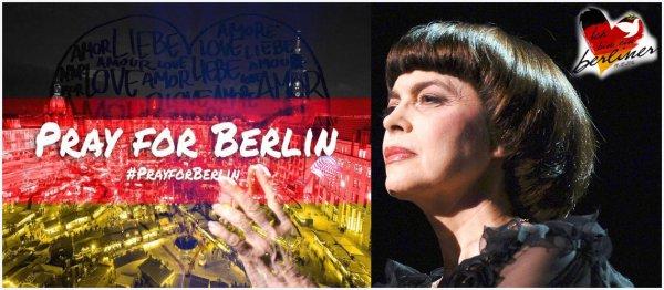 """MM Site Officiel - """"Prions pour Berlin"""""""