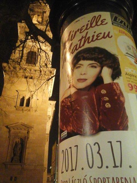 MM en concert - 17 Mars BUDAPEST
