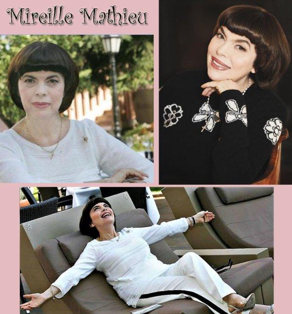 Mireille Mathieu - 2017