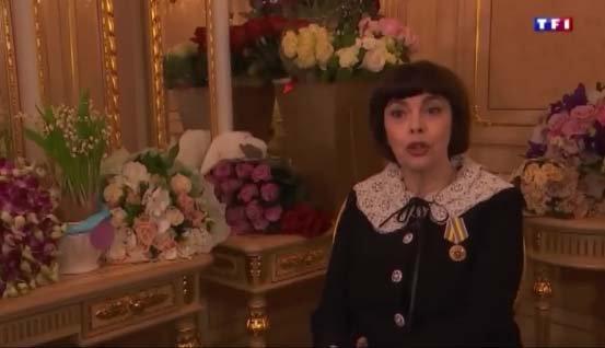 MM TF1 - Reportage Mireille au Kremlin