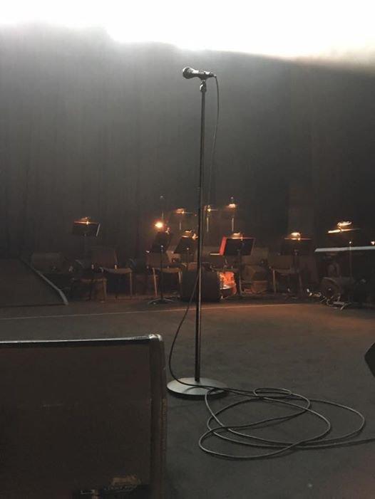 MM en concert à Budapest 17/03/2017